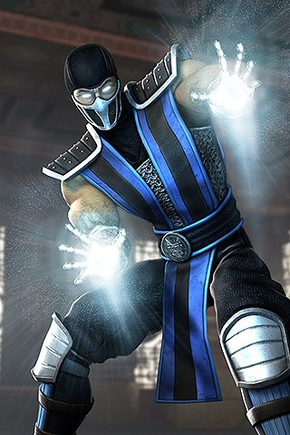 Sub-Zero. I've moved on to support him instead of Scorpion.