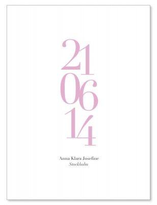 Poster - DOPSIFFROR - Rosa