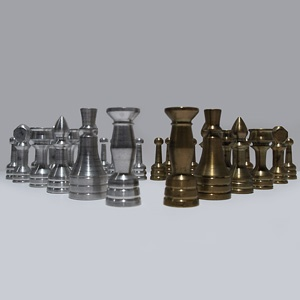 Chess ~♜ One-of-a-kind chess set