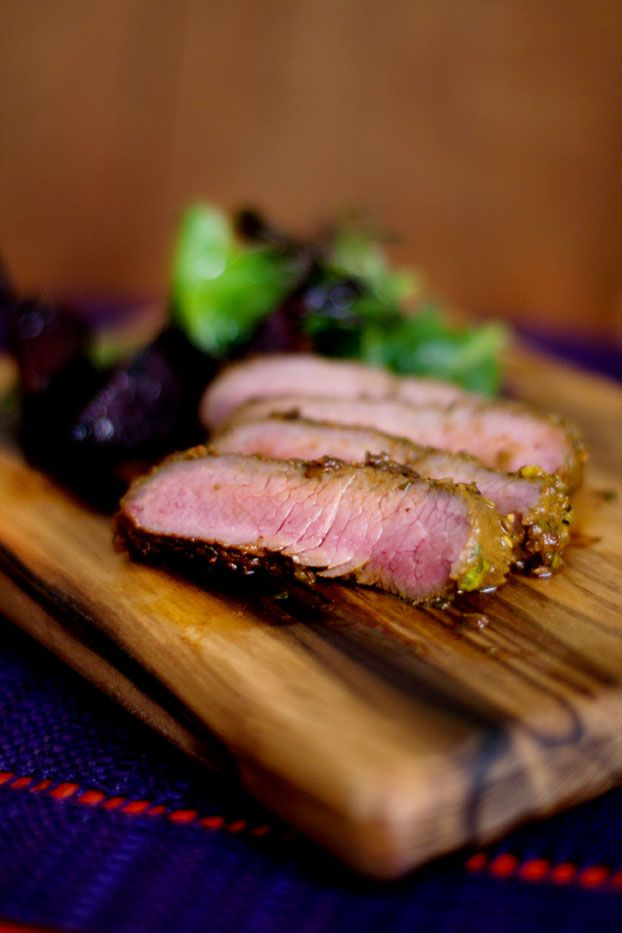 Rich and somewhat exotic, this recipe for ostrich steak is one that take you on a taste experience!