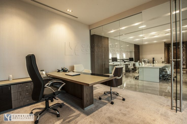 Hills designed and executed by cambridge consultancy dubai for Office design cambridge