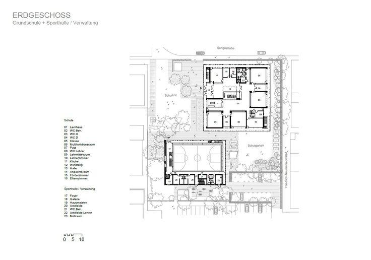Escola Primária em Karlsruhe / wulf architekten