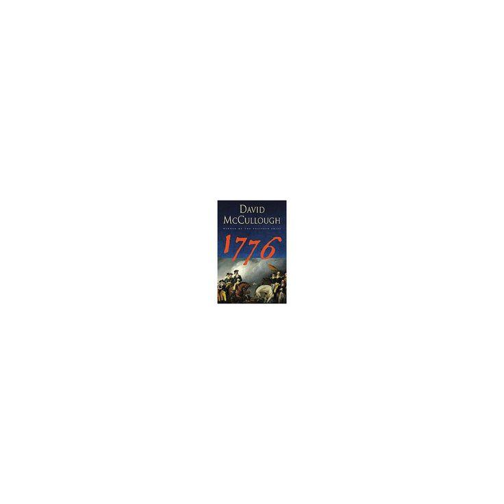 1776 (Hardcover) (David McCullough)
