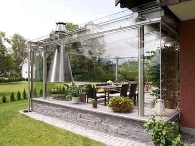 Architekt o Architekturze | Ogród Zimowy – Dobrodziejstwo Szklarni, Patio i Tarasu w Chłodnie, Szare Dni
