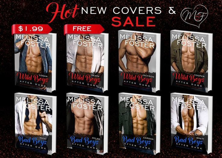67 best free ebooks free romance novels images on pinterest cover announcement wild boysbad boys after dark by melissa foster fandeluxe Image collections