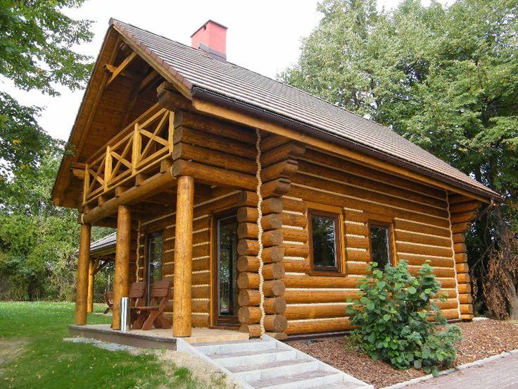 Domy drewniane, domy z bali, dach, remonty