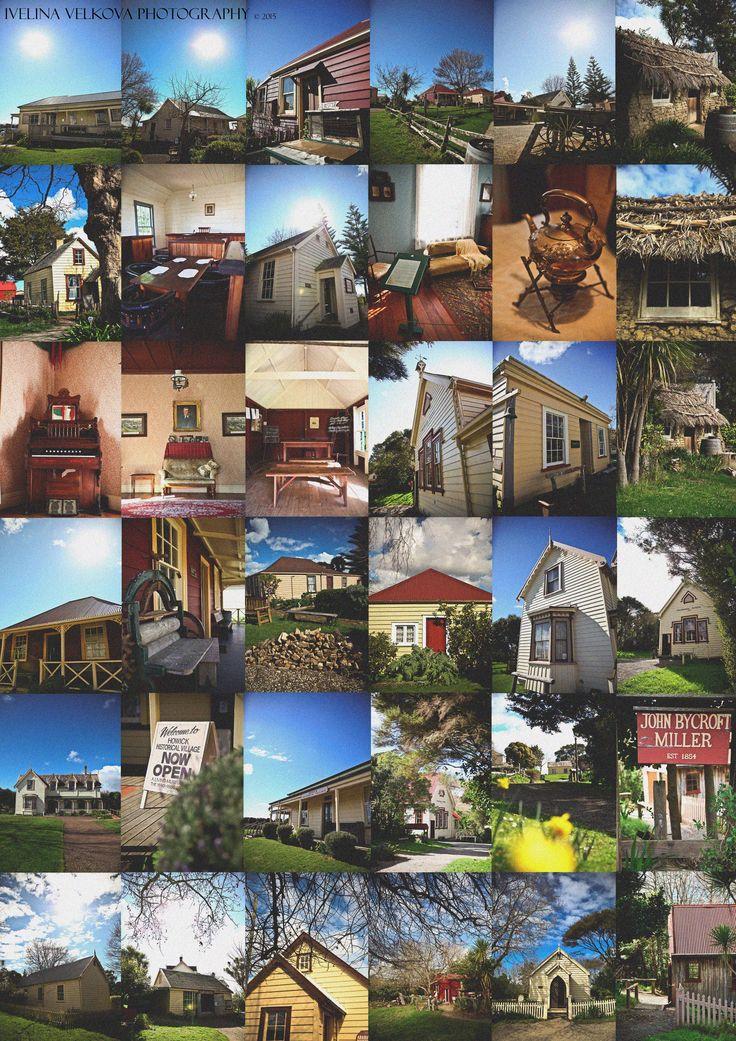 Architecture Photography. Howick Historical Village. http://ivelinavelkova.com