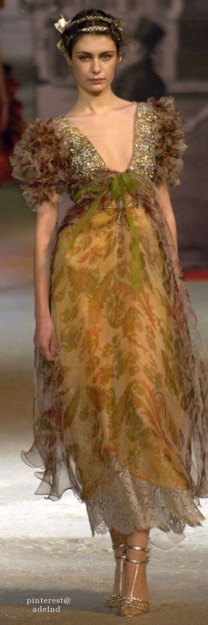 Christian Lacroix Spring 2006 Couture