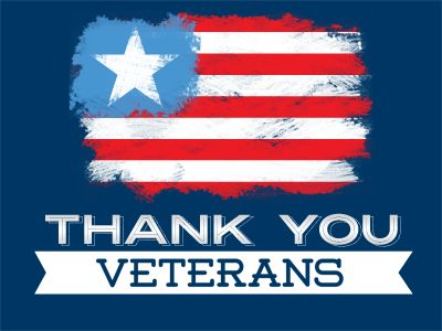 Veterans Day Service~ Wednesday November 11th