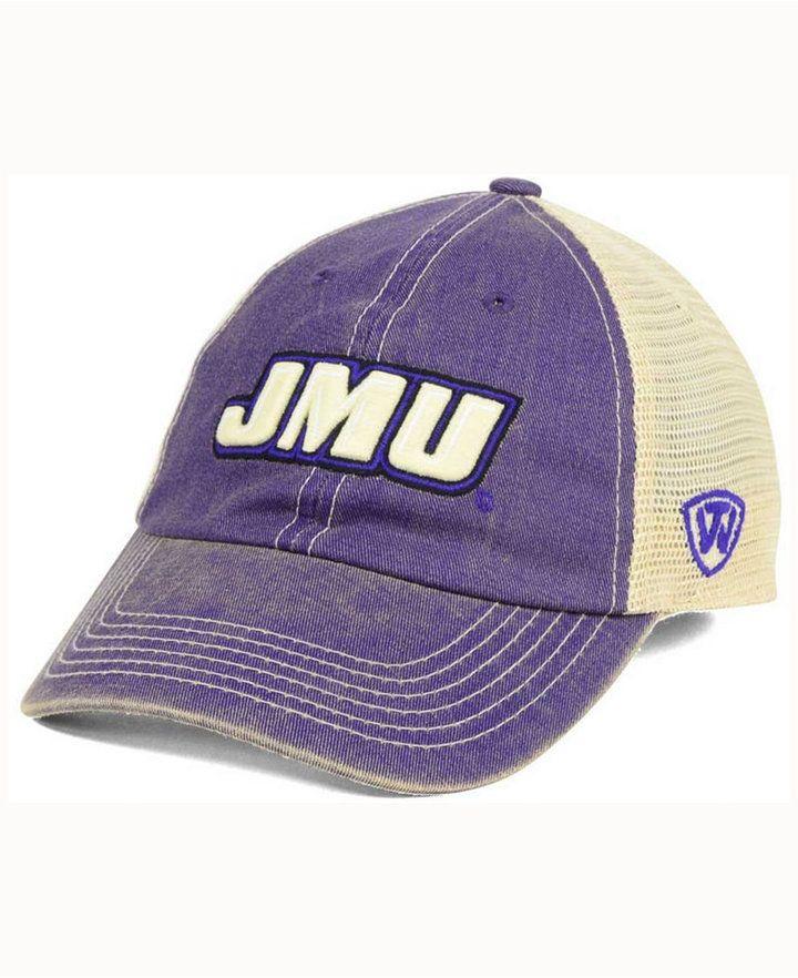 Top of the World James Madison Dukes Wicker Mesh Cap