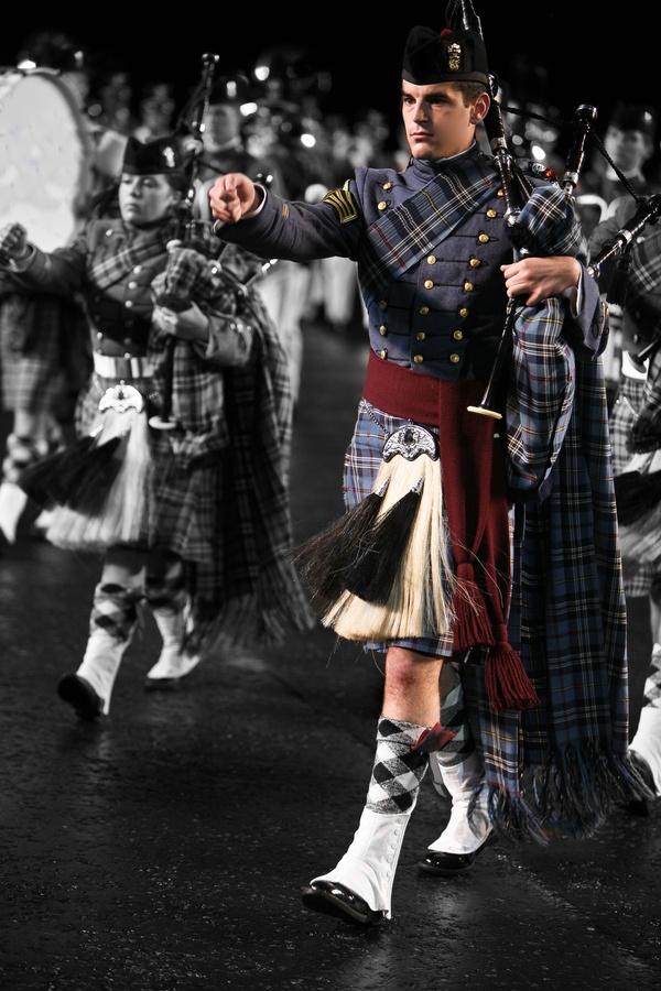Photo taken at the Royal Edinburgh Military Tattoo, Edinburgh, Scotland