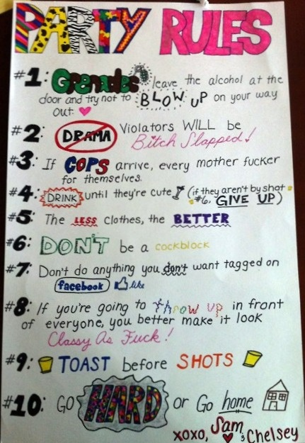 28 Best Welcome To My House Party Images On Pinterest Games