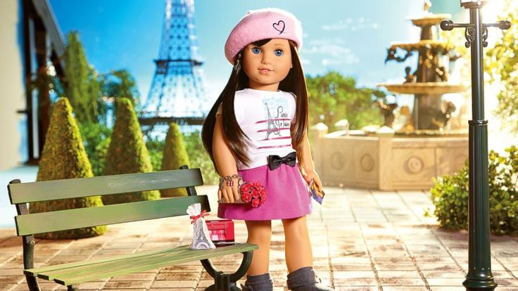 American Girls 2015 girl of the year doll is Grace Thomas, an avid baker who wants to start her own business.