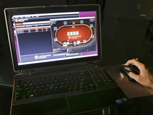 Online gambling revenue in New Jersey is falling short. Article at USA Today