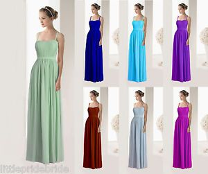 A-LinePrincess-Full-Len-Spaghetti-straps-Chiffon-Evening-Bridesmaid-Dress-JS50