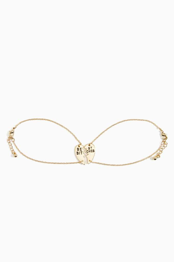 Best Bitches Friendship Bracelet Set | Shop Accessories at Nasty Gal