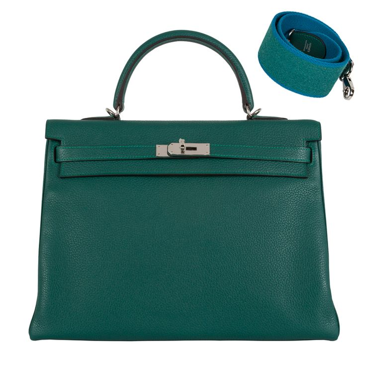 heritage auctions special collection hermes 35cm rose jaipur clemence leather retourne kelly