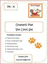 vet clinic center
