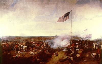 """(Image:  The Battle of New Orleans by Eugene Louis Lami, 1839)  """"The fighting in Louisiana was really a series of battles for New Orleans, lasting from December 1814 through January 1815....The American victory in the Gulf region forced the British to recognize United States claims to Louisiana and West Florida and to ratify the Treaty of Ghent, which ended the war. The Battle of New Orleans also marked the state's political incorporation into the Union."""""""