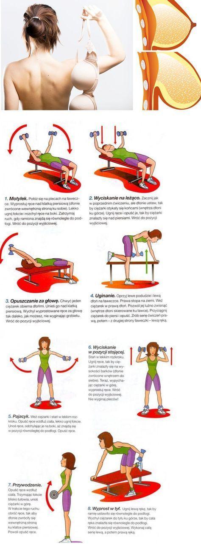 How to keep breast up and nice #pilatesrutina
