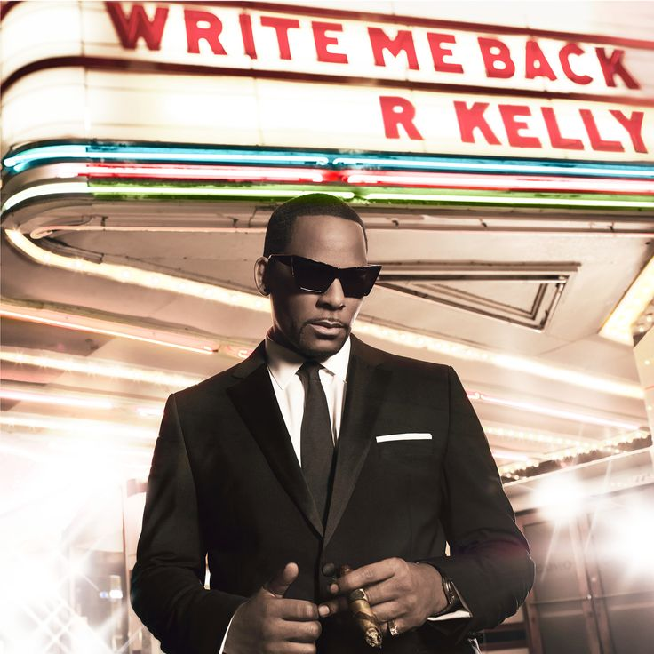 R Kelly Just Realesed His Studio Album Entitled Write Me Back The Genre Is More Of A Soul Sound In This