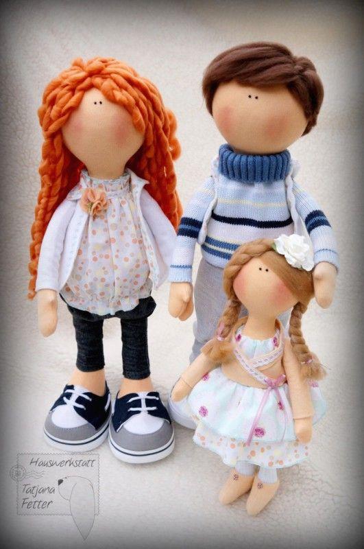 Rag Dolls   Casa Oficina Tatjana Fetter
