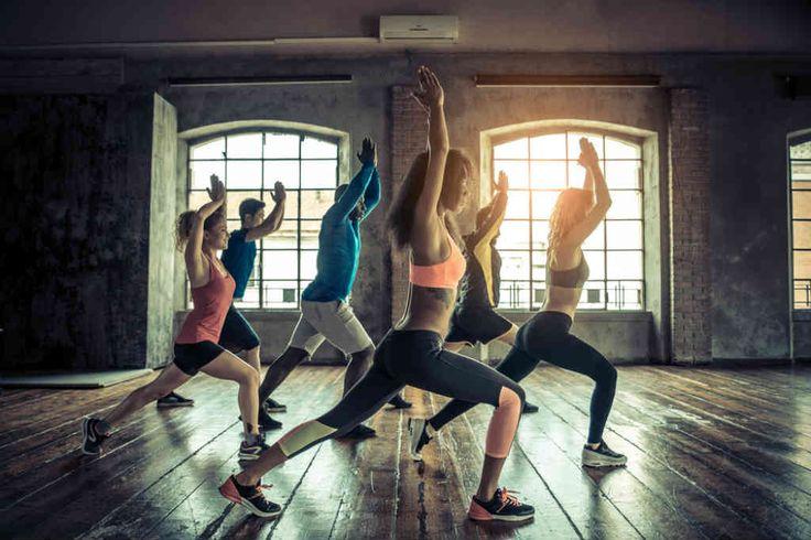 Kom i gang med træningen i det nye år også selv det ikke er et nytårsforsæt. At være i god form giver dig mange ting i livet