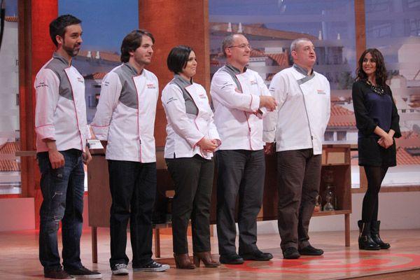 Apenas os 5 melhores alunos vão à final   Notícias   Chefs' Academy   RTP