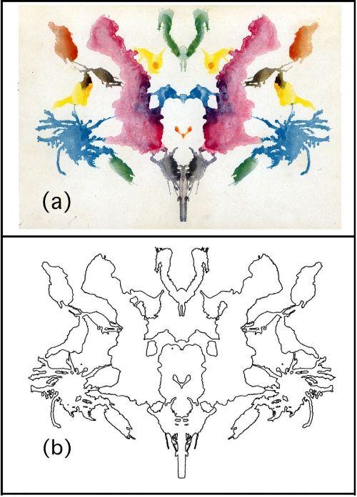❝ ¿Por qué vemos cosas distintas en el test de las manchas de Rorschach? ❞ ↪ Vía: Entretenimiento y Noticias de Tecnología en proZesa