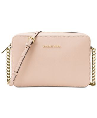 84abcc2fc976ca Jet Set East West Crossgrain Leather Crossbody | macys.com. Any color  (except white)