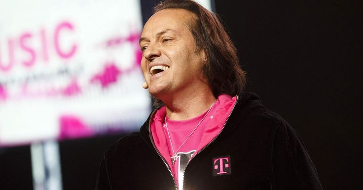 T-Mobile shares climb in premarket trading after the mobile carrier crushes earnings