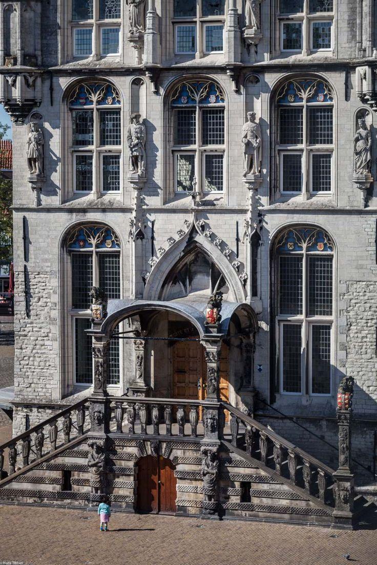 Gouda stadhuis ~ town hall