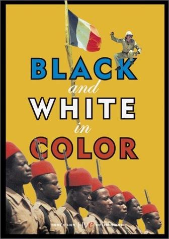 """Directed by Jean-Jacques Annaud.  With Jean Carmet, Catherine Rouvel, Jacques Spiesser, Jacques Dufilho. French colonists in Africa, several months behind in the news, find themselves at war with their German neighbors. Deciding that they must do their proper duty and fight the Germans, they promptly conscript the local native population. Issuing them boots and rifles, the French attempt to make """"proper"""" soldiers out of the Africans. A young, idealistic French geographer seems to be the only…"""