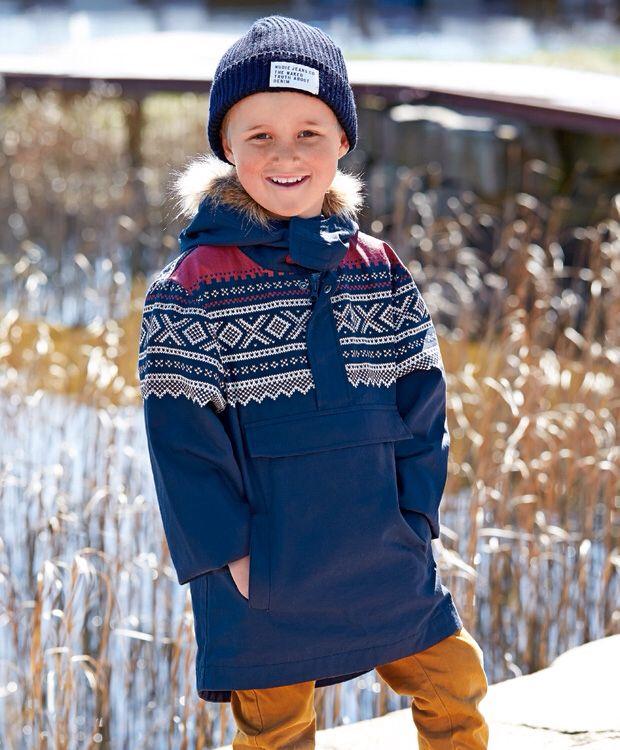 Marius anorakk fra Ugly childrens clothing. Nå til salgs hos Barnogleker.no #kids #clothes #barn #klær  #brands #ugly #barnogleker #nettbutikk #norge #norway