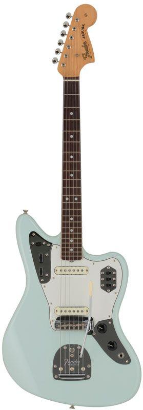 Fender USA FSR American Vintage '65 Jaguar (Sonic Blue) 【特価】【楽天市場】