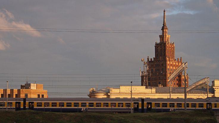A beautiful sight in Riga.