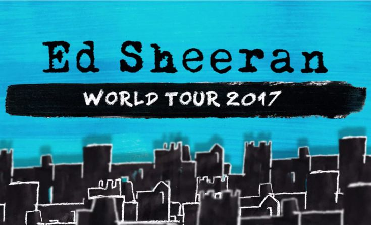 Get Your Tickets At BestSeatsFast.com For Ed Sheeran - Better Seats, Better Prices! E-Tickets and Hard Tickets Available. PayPal Is Now Accepted!