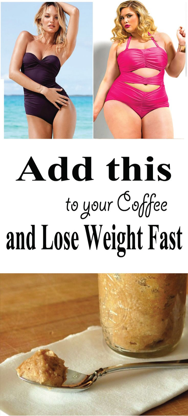add this to your coffee and lose weight fast