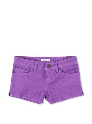 55% OFF O'Neill Girl's 7-16 Mina Shorts (Iris)