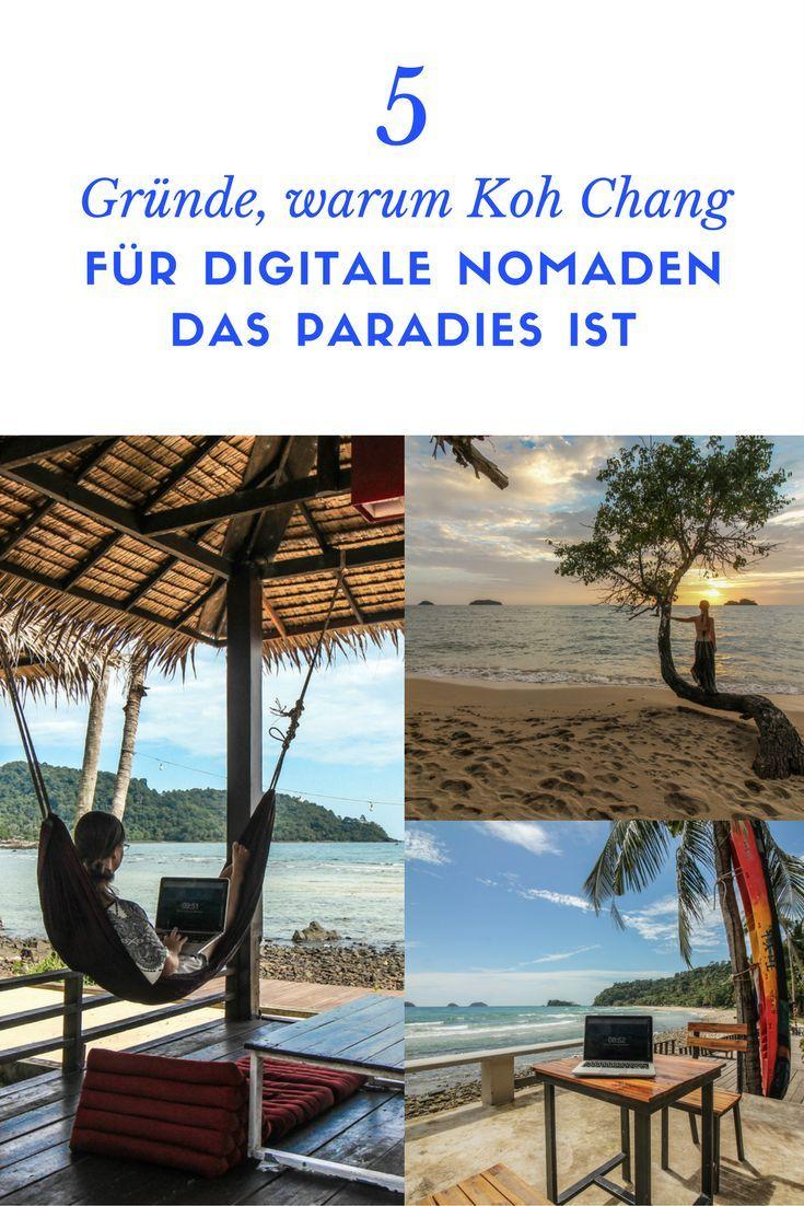 Ich hatte schon viel von der thailändischen Insel gehört, aber nun konnte ich mich selbst überzeugen, dass Koh Chang für digitale Nomaden wirklich das Paradies ist.