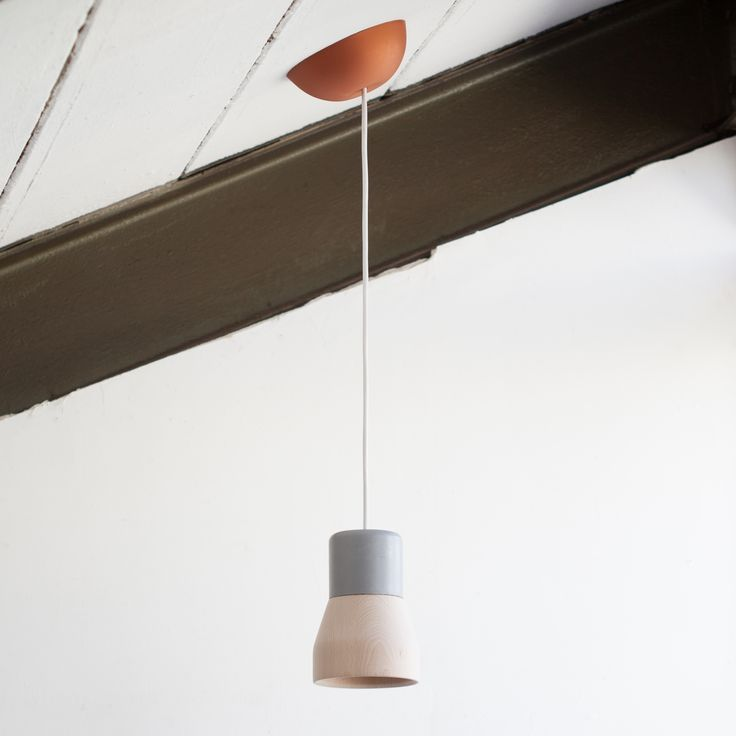 Well, the CableCup Copper works in all types of ceiling.