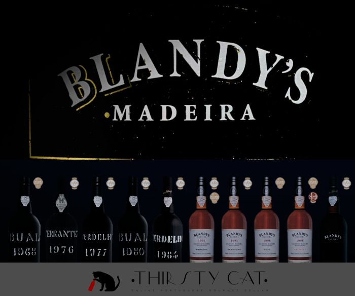 It's time to check the finest Madeira Wine by Blandy's Madeira Wine! :D http://www.thirsty-cat.com/category/madeira-wine-company-sa