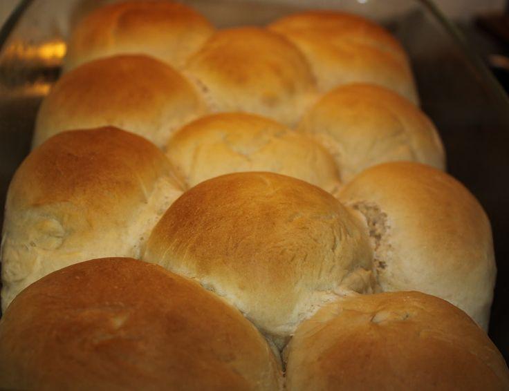 Velkommen til Kjøkkenkroken: Myke, luftige rundstykker