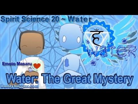 La ciencia del espíritu en español Cap 20, Agua