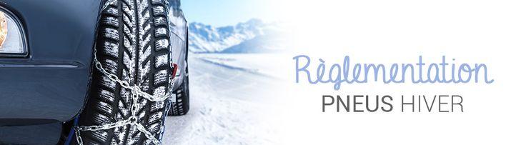 réglementations sur les pneus hiver #pneus #hiver