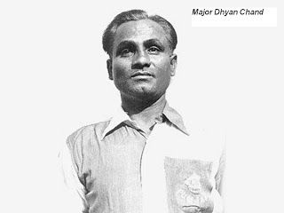 Major Dhyan Chand for Bharat Ratna