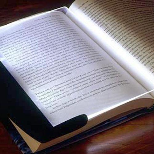 Barato Led cunha painel de livro de leitura Night Paperback lâmpada #1715, Compro Qualidade Luzes de leitura diretamente de fornecedores da China:                  Características:   Uma maneira completamente nova de usar a luz para a leitura.  Design por