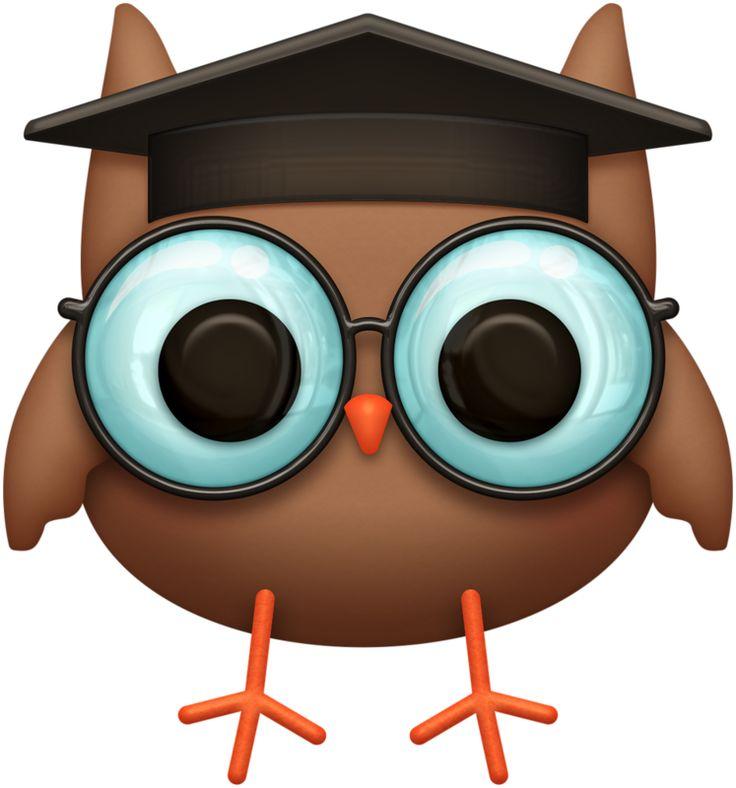 Kaagard Academic Owl Brown Png Graduados Y Graduaci 243 N