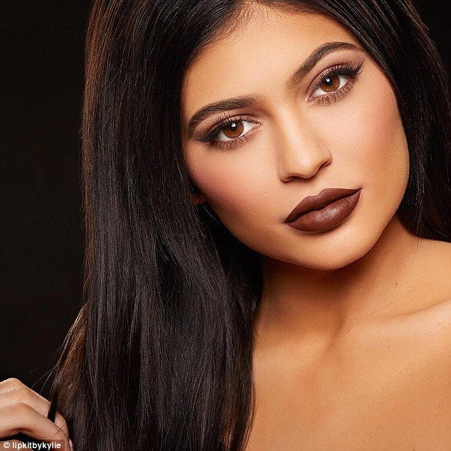 Kylie Jenner's Lip Kits are being sold on eBay for 10 TIMES their original price | Daily Mail Online