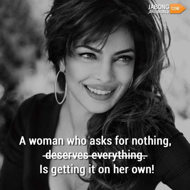 To the independent woman! #JWquotes #Womanhood #Independent #Strength